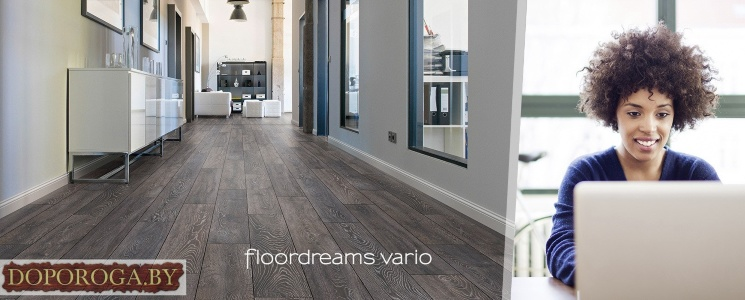 Floordreams Vario 33 класс 12мм фаска 4V 32,15 руб/м²