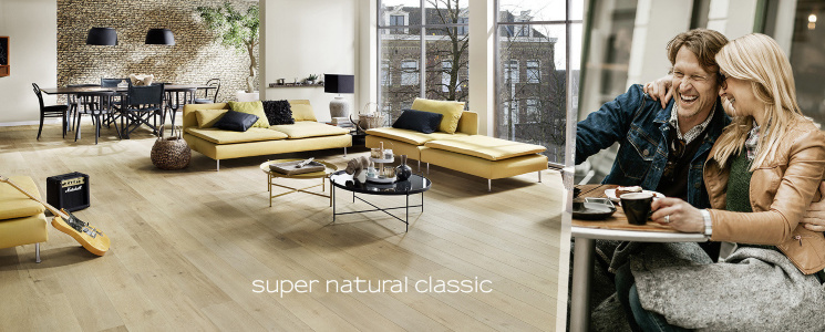 Коллекция Super Natural Classic 33 класс фаска 4V от 14.90 руб/м²